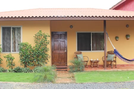 New 2 bedroom 2 bath home sleeps 7 in Pedasi - pedasi - House