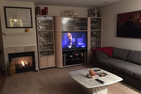 2 BR Apt furnished near Tysons Corner, Metro & DC. - Wien - Leilighet