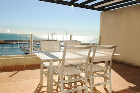 Beautiful Duplex With Sencational Views Over the Harbour Residencial Marina Del Port 44