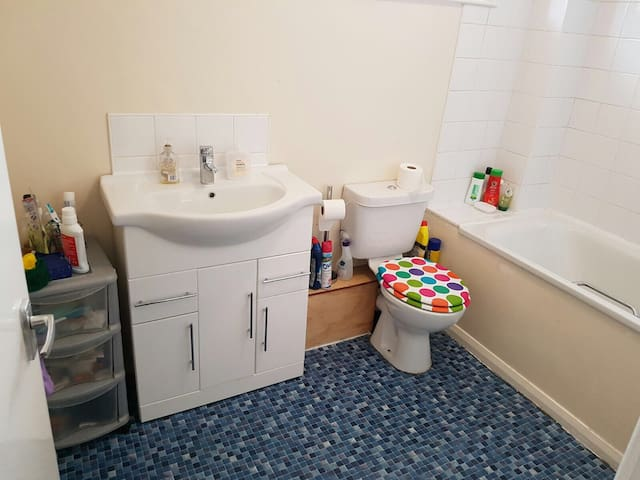 Lovely cosy single room by city ctr - Manchester - House