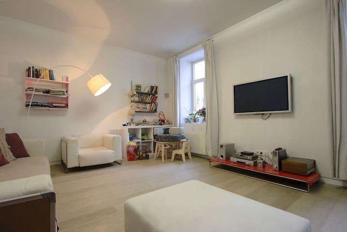 Gemütliche moderne Ferienwohnung in Dresden