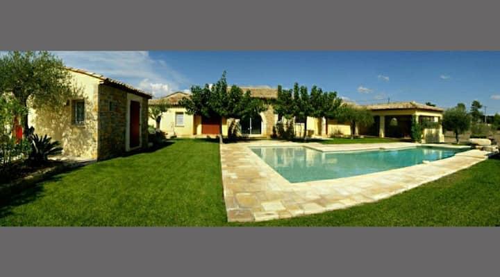 Maison de charme avec piscine