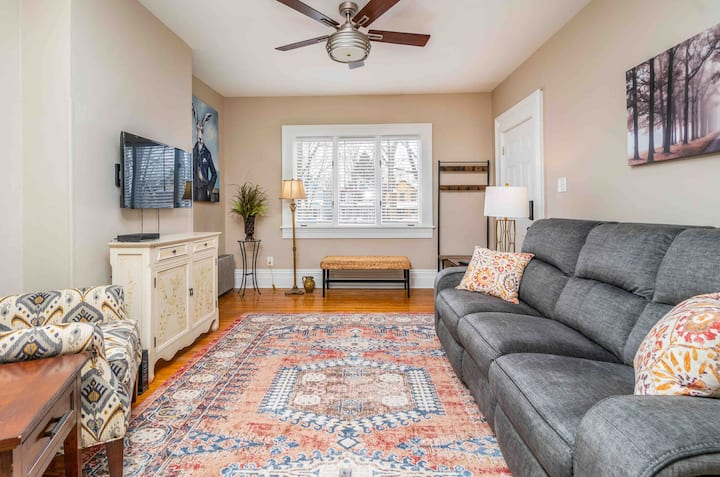 ❤️Cozy & Updated Pad in Historic & Fun Allentown