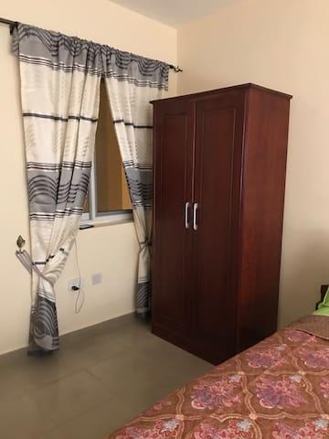 Serene Room near Elmina Castle & Beach