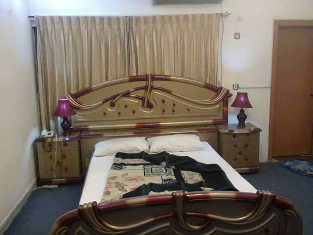 Fully furnished rooms are available in G-9/3