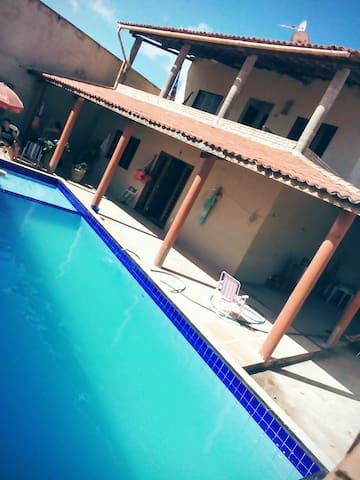 casa na bela praia de Aguas Belas - Cascavel - Haus