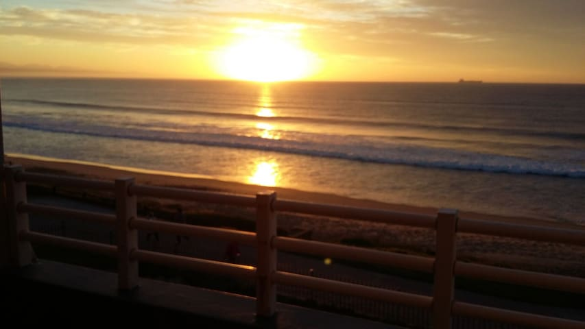 Stunning views, Hartenbos self catering apartment - Mossel Bay