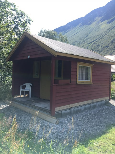 Simple living in nice surroundings