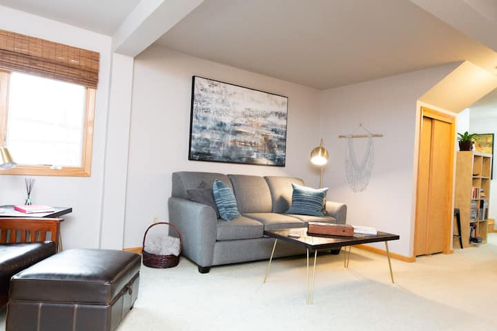 Trendy Bayview Home Mins From Downtown & Airport