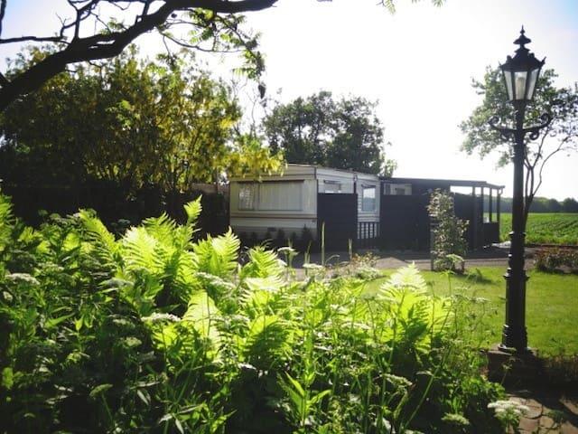 Vakantiehuisje aan de rand van Drents-Friese Wold