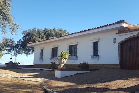 Alojamiento Rural Casa Ana, en Alosno, Huelva