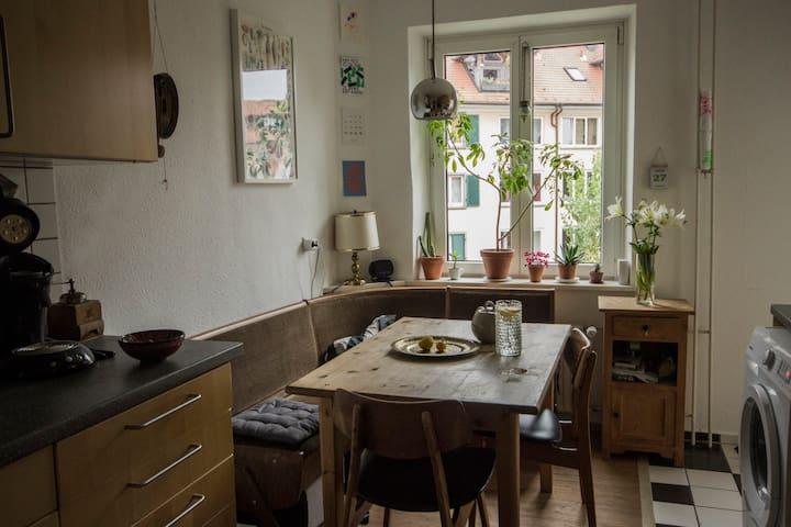 Schönes, zentrales Zimmer in Seenähe in Konstanz