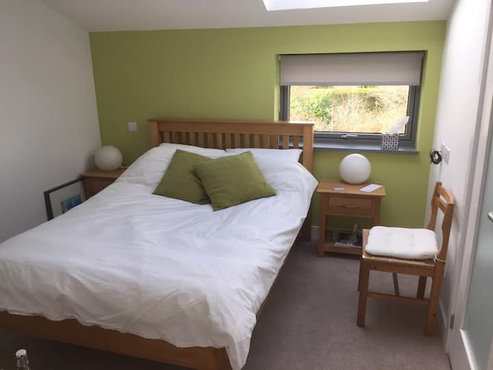 The Hus B&B, Apple Green Double Room, Cranleigh