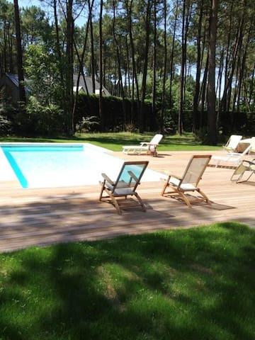 Villa avec Piscine chauffée - Carnac - Villa