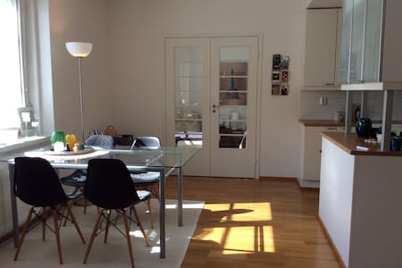 Spacious apartment in citycenter - Turku