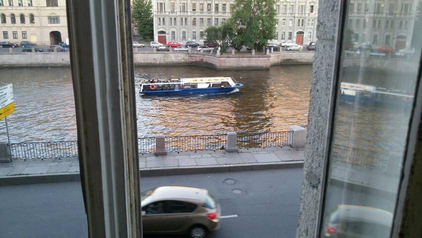 Big Room in city center - Saint Petersburg - Flat