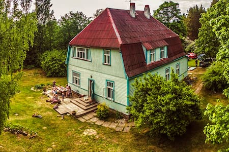 Annenhof Holiday House - Cosy old country house