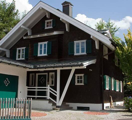 Alpchalet - Oberstdorf
