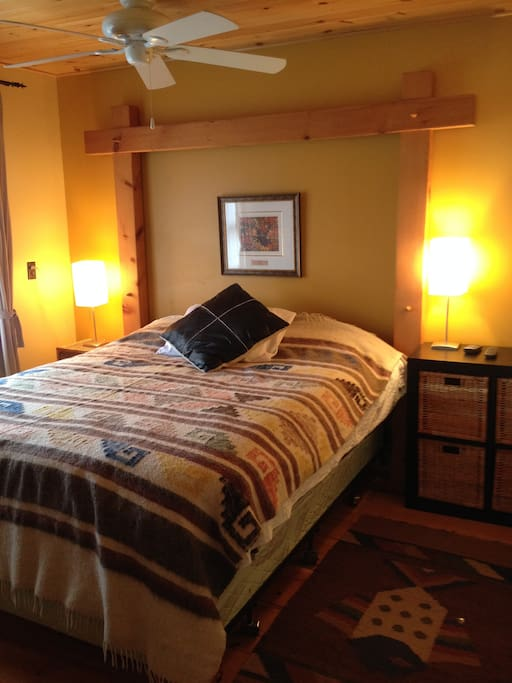 All the bedrooms have been newly renovated