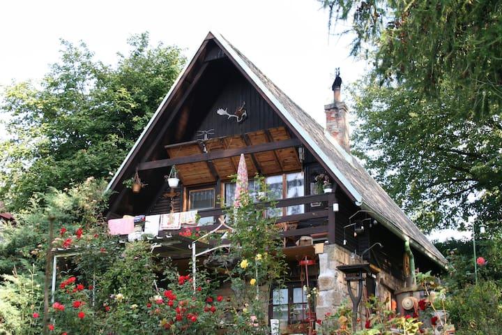 Chata Munzar v Podkrkonoší