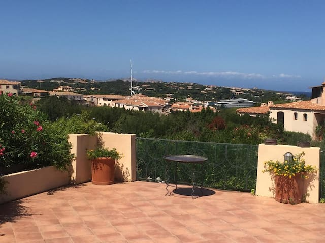 Holiday home 500 meters from Porto Cervo's centre