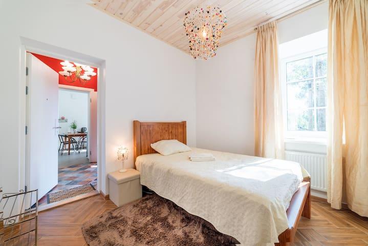 Room no.1 (single) - guesthouse SVILPAUNIEKI