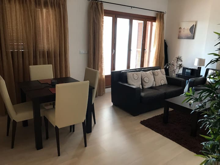 Lovely Luxury Golf Apartment El Valle Murcia