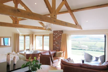 Stargazey - 5 star Gold award apartment with copper bath - Bude - Daire