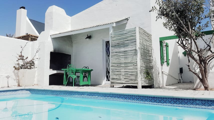 Die Opstal's Detached Apartment in Paternoster
