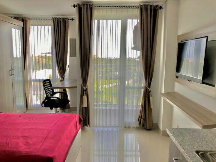 NEW! Private Studio Apartment near UGM & Sardjito