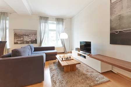 Cozy two room flat in Eppendorf