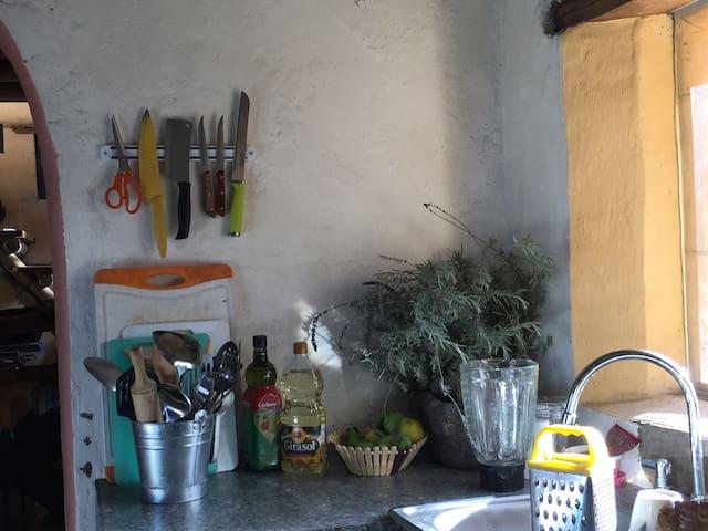 Permacultura Guest House Pillpintu un Urcuquí