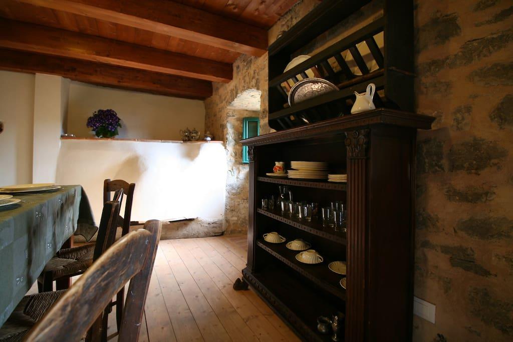 The original oven!