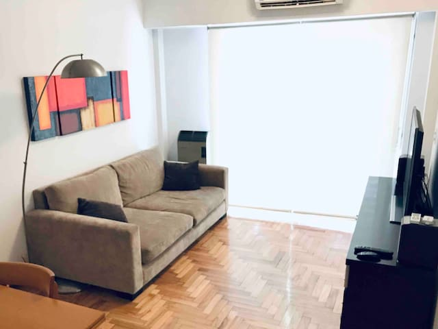 Lovely Apartment in Las Cañitas, Palermo