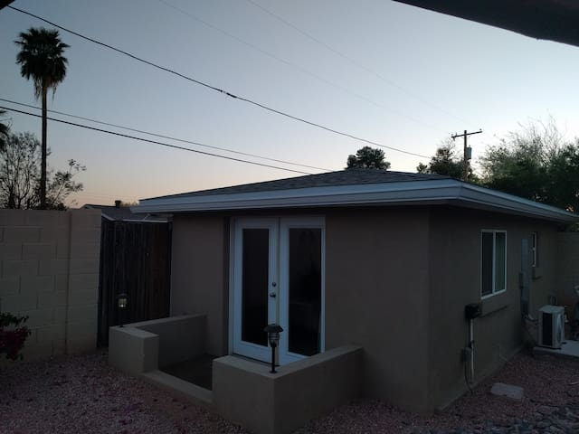 Private Casita in Arcadia - Phoenix - Guesthouse