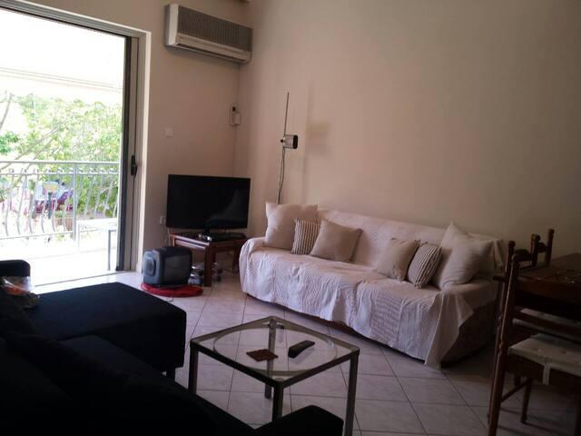 Cozy apt in Chalandri - Chalandri - Apartamento