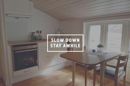 Cozy third floor in Lærdalsøyri