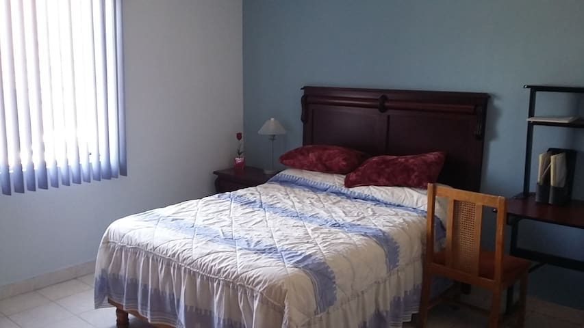 Nice family house (double bed, WITHOUT garage) #1