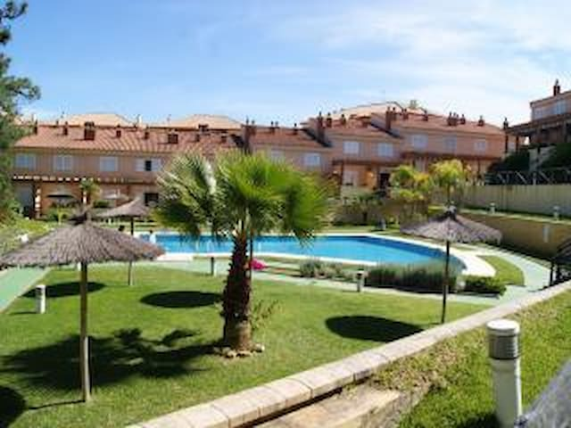 La Vaguada Golf Piscina Playa - Lepe - Apartamento