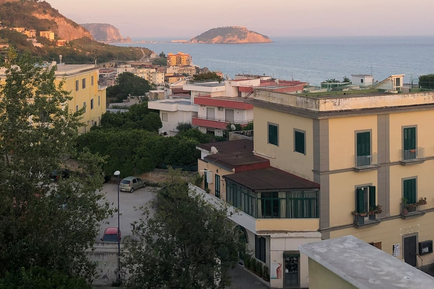 View from Terrace East
