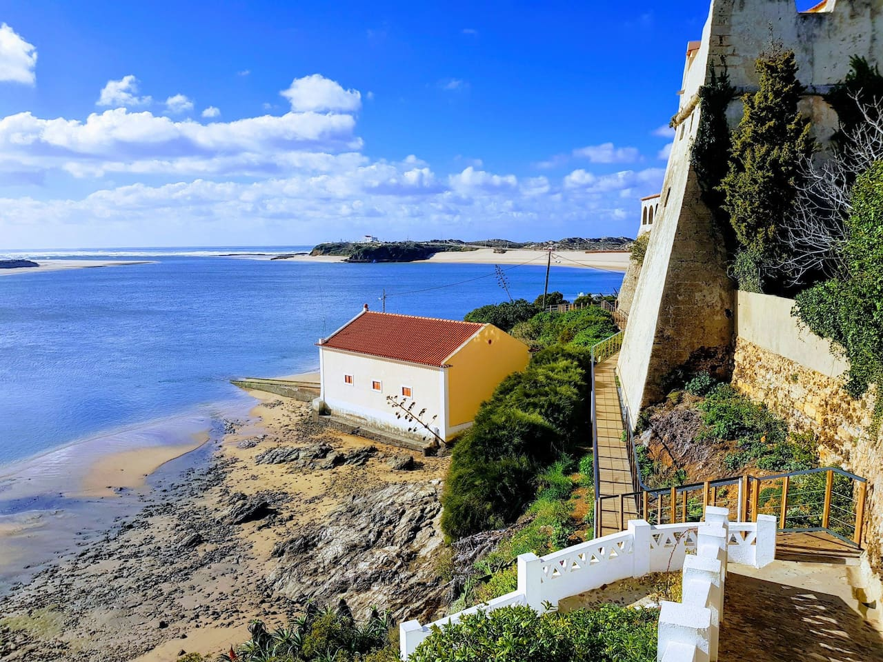 Imbatível 3 Good lovely one bedroom flat at 900 from beach - appartements à louer à