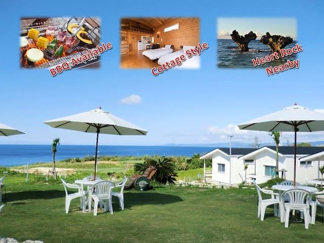 Stay with beautiful view! Kouri Cottage villa