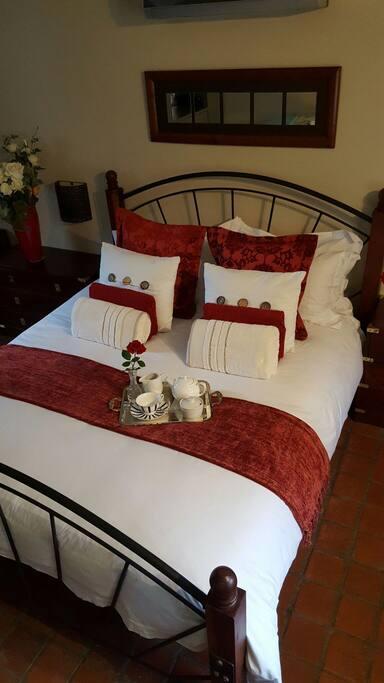 Comfortable Accommodation
