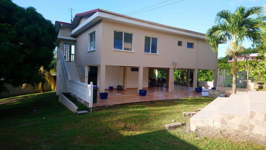 Colibri Caraïbe - Charmante Villa avec vue sur mer