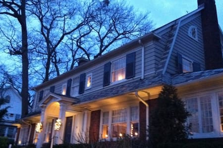 Beautiful Historic Home - Paterson - 단독주택