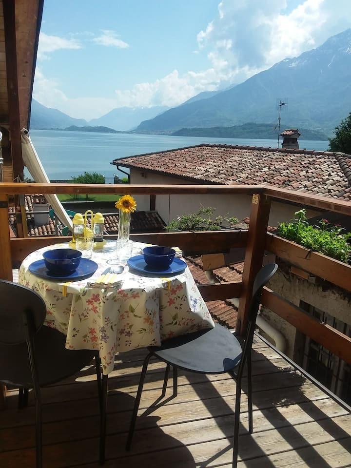 Lago di Como : Gravedona       - 013249-CNI-00070