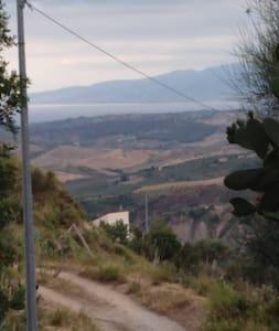 Palmento valle del lupo.