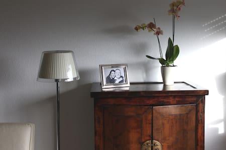 Höri-Seesicht,Terrasse,Luxus,Styl - Gaienhofen - 公寓