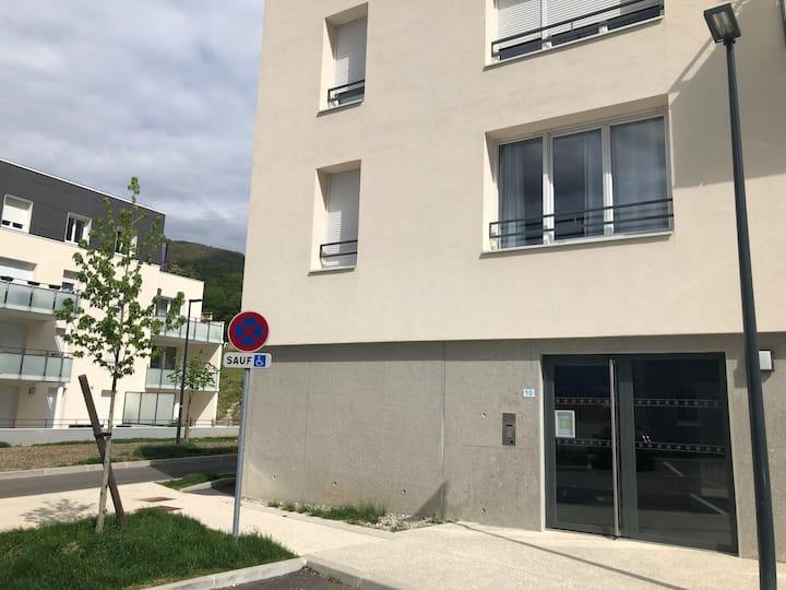 Appartement Cosy sur les hauteurs d'Eybens
