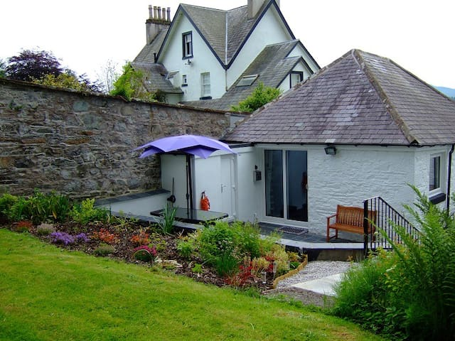 But and Ben Luxury Holiday Cottage - Gatehouse of Fleet - Casa